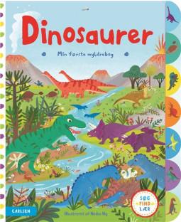 Min første myldrebog: dinosaurer