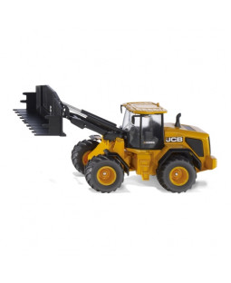 Siku Traktor med grab