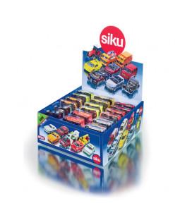 Siku Metalbiler, Blandede 50 stk - ''8''