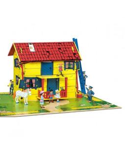 Pippis hus Villa Villekulla