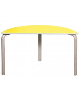 Bord halvbue - 60 x 120 cm