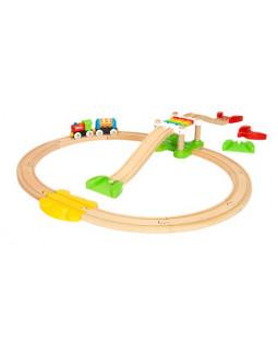 Brio Min første togbane udvidet