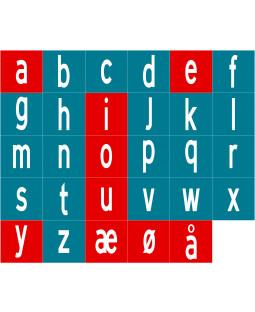 Vokaler og konsonanter