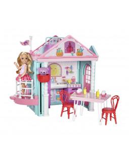 Barbie Chelsea Klubhus