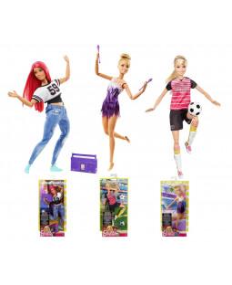 Barbie sportspige