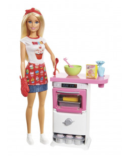 Barbie bageri
