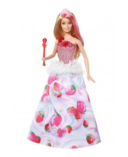 Barbie Sweetville prinsesse
