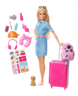 Barbie Travel