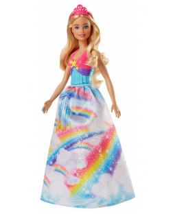 Barbie pink prinsesse