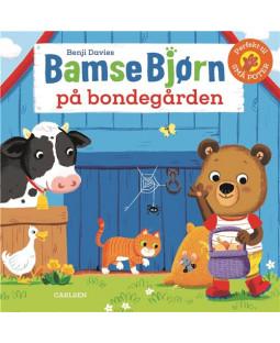 Bamse Bjørn på bondegården