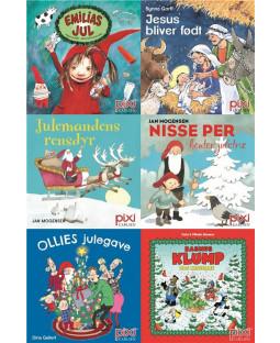 Pixi-Serie Julehistorier, 6 bøger