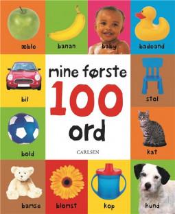 Mine første 100 ord