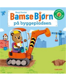 Bamse Bjørn på byggepladsen