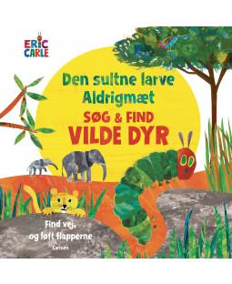 Den sultne larve Aldrigmæt - Søg og find Vilde dyr