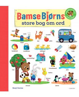 Bamse Bjørns store bog om ord