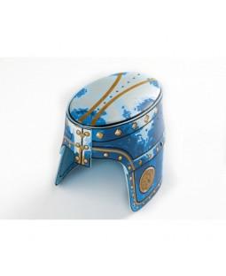 Noble Knight ridderhjelm, blå