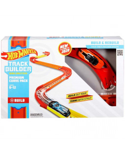 Hot Wheels Track Builder Premium Curve pakke