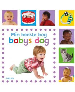 Min bedste bog: Babys dag