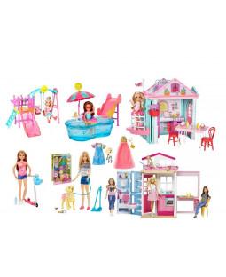 Barbie og chelsea Pakke