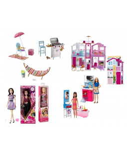 Barbie pakke