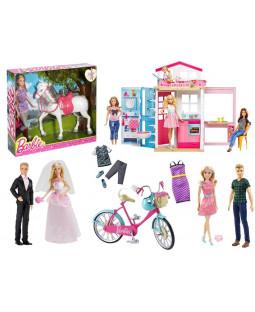 Barbie og ken pakke