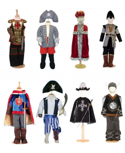 Kostumesæt drenge