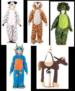 Kostumesæt Dyr