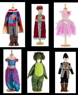 Kostumesæt Mix