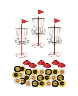 Frisbee golf sæt - Disc Golf