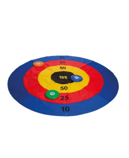 Frisbee-dartspil