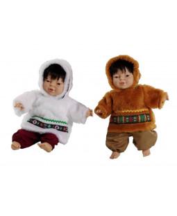 Eskimo-dukker