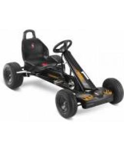 Go Kart F 550 L, sort