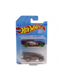 Hot Wheels 2-pak