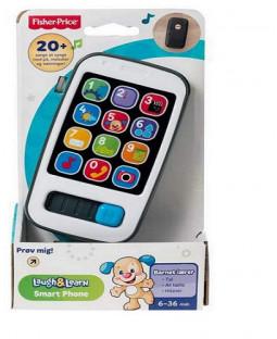 Fisher Price mobiltelefon m. lys og lyde