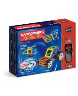 Magformers Funny Wheel sæt
