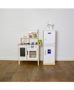 Legekøkken m køleskab