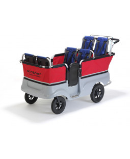 Winther Turtle Kiddy Bus - 6 personer