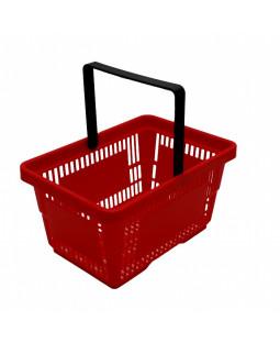 indkøbskurv plast