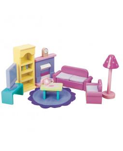Dukkehusmøbler - dagligstue