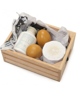 Honeybake - æg & mælkeprodukter