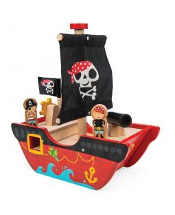 Lille piratskib