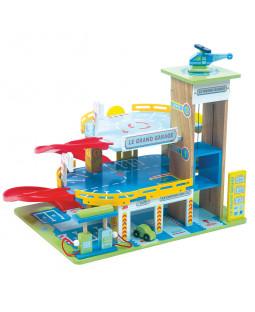 Den store garage - Le Toy Van