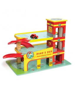 Dino Garage