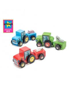 Traktor m dyr ass