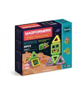 Magformers Space traveller set