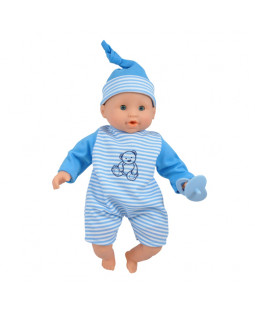 Babydukke Olle - dreng 30 cm