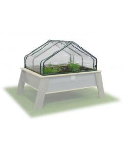 Plante kasse m drivhus overdækning XL EXIT