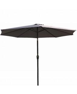 Sevilla parasol Ø 3 mtr, grå
