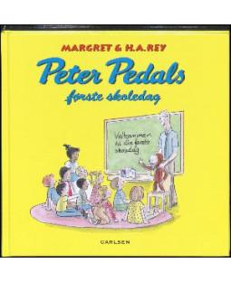 Peter Pedals første skoledag