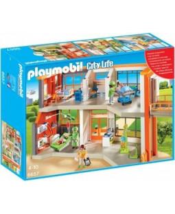 Playmobil Børnehospital